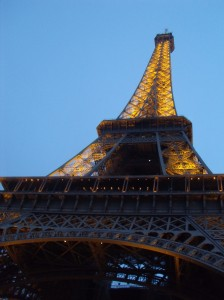 Oh, Paris it was so wonderful!
