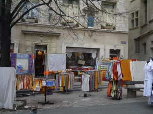 A very cute shop in Avignon