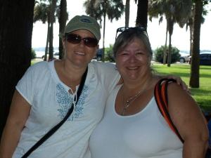 Sheri and Joanna