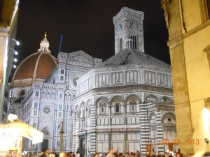 The Duomo. Love all the detail on the basilica