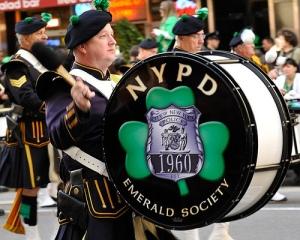 St. Patrick's Day Parade 2010, NYC