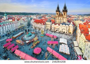 Easter in Prague