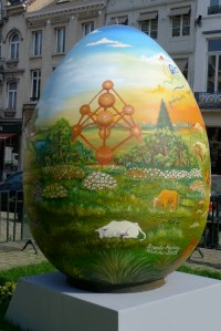 Easter in Belgian
