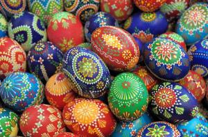 Easter eggs in Germany