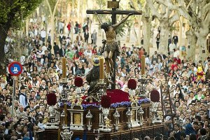 Easter in Seville, Spain