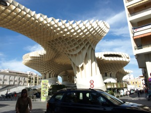 The Mushroom, Seville Spain