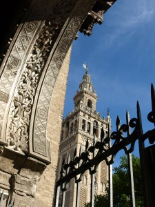 Giralda Tower, Seville, Spain